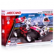 Meccano Гоночная машина Р/У (2 модели) Бишкек и Ош купить в магазине игрушек LEMUR.KG доставка по всему Кыргызстану