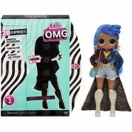 Большая фешн кукла L.O.L. Surprise! O.M.G. Miss Independent Бишкек и Ош купить в магазине игрушек LEMUR.KG доставка по всему Кыргызстану