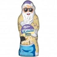 Шоколад Milka Oreo White Santa, 100 гр Бишкек и Ош купить в магазине игрушек LEMUR.KG доставка по всему Кыргызстану