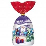 Новогодний набор конфет Milka, 126 гр Бишкек и Ош купить в магазине игрушек LEMUR.KG доставка по всему Кыргызстану