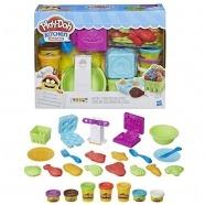 Игровой набор Hasbro Play - Doh Плей-До 'Готовим обед' Бишкек и Ош купить в магазине игрушек LEMUR.KG доставка по всему Кыргызстану