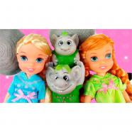 Набор Холодное Сердце 2 куклы 15 см Бишкек и Ош купить в магазине игрушек LEMUR.KG доставка по всему Кыргызстану