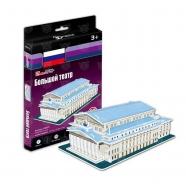 3D пазл Большой театр (Россия) Бишкек и Ош купить в магазине игрушек LEMUR.KG доставка по всему Кыргызстану