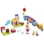 LEGO: День рождения: Велосипед Бишкек и Ош купить в магазине игрушек LEMUR.KG доставка по всему Кыргызстану