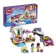 LEGO: Скоростной катер Андреа Бишкек и Ош купить в магазине игрушек LEMUR.KG доставка по всему Кыргызстану