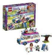 LEGO: Передвижная научная лаборатория Оливии Бишкек и Ош купить в магазине игрушек LEMUR.KG доставка по всему Кыргызстану