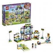 LEGO: Спортивная арена для Стефани Бишкек и Ош купить в магазине игрушек LEMUR.KG доставка по всему Кыргызстану