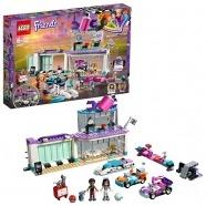 LEGO: Мастерская по тюнингу автомобилей Бишкек и Ош купить в магазине игрушек LEMUR.KG доставка по всему Кыргызстану