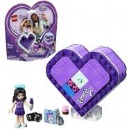 LEGO: Шкатулка-сердечко Эммы Бишкек и Ош купить в магазине игрушек LEMUR.KG доставка по всему Кыргызстану