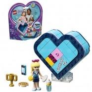 LEGO: Шкатулка-сердечко Стефани Бишкек и Ош купить в магазине игрушек LEMUR.KG доставка по всему Кыргызстану