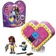 LEGO: Шкатулка-сердечко Оливии Бишкек и Ош купить в магазине игрушек LEMUR.KG доставка по всему Кыргызстану