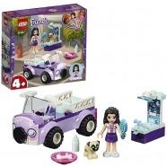 LEGO: Передвижная ветклиника Эммы Бишкек и Ош купить в магазине игрушек LEMUR.KG доставка по всему Кыргызстану