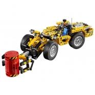 LEGO: Карьерный погрузчик Бишкек и Ош купить в магазине игрушек LEMUR.KG доставка по всему Кыргызстану