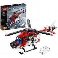 LEGO: Спасательный вертолёт Бишкек и Ош купить в магазине игрушек LEMUR.KG доставка по всему Кыргызстану