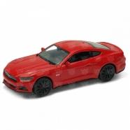 Welly модель машины 1:34-39 Ford Mustang GT 2015 Бишкек и Ош купить в магазине игрушек LEMUR.KG доставка по всему Кыргызстану