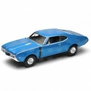 Welly модель машины 1:34-39 Oldsmobile 442 1968 Бишкек и Ош купить в магазине игрушек LEMUR.KG доставка по всему Кыргызстану