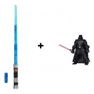 Набор Звездные войны световой меч + фигурка Бишкек и Ош купить в магазине игрушек LEMUR.KG доставка по всему Кыргызстану