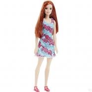 Барби 'Стиль' Рыжая в голубом платье Бишкек и Ош купить в магазине игрушек LEMUR.KG доставка по всему Кыргызстану
