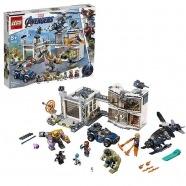 LEGO: Битва на базе Мстителей Бишкек и Ош купить в магазине игрушек LEMUR.KG доставка по всему Кыргызстану