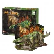 3D пазл Эра Динозавров Стегозавр Бишкек и Ош купить в магазине игрушек LEMUR.KG доставка по всему Кыргызстану
