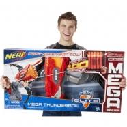 Бластер NERF 'МЕГА Лук' Бишкек и Ош купить в магазине игрушек LEMUR.KG доставка по всему Кыргызстану