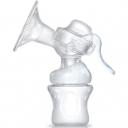 NUBY Ручной молокоотсос SoftFlex Comfort Breast Pump Бишкек и Ош купить в магазине игрушек LEMUR.KG доставка по всему Кыргызстану