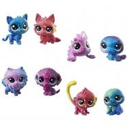 Набор игрушек Littlest Pet Shop 2 космических пета Бишкек и Ош купить в магазине игрушек LEMUR.KG доставка по всему Кыргызстану