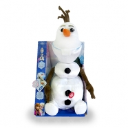 Мягкая игрушка Холодное сердце Олаф говорит и тянется 35 см Бишкек и Ош купить в магазине игрушек LEMUR.KG доставка по всему Кыргызстану