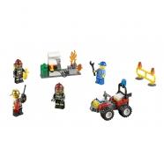 LEGO: Набор «Пожарная охрана» для начинающих Бишкек и Ош купить в магазине игрушек LEMUR.KG доставка по всему Кыргызстану