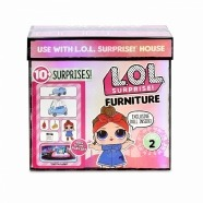 Набор мебели L.O.L. Surprise! Набор мебели с куклой Can Do Baby Бишкек и Ош купить в магазине игрушек LEMUR.KG доставка по всему Кыргызстану
