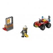 LEGO: Пожарный квадроцикл Бишкек и Ош купить в магазине игрушек LEMUR.KG доставка по всему Кыргызстану