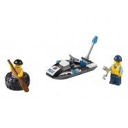 LEGO: Побег в шине Бишкек и Ош купить в магазине игрушек LEMUR.KG доставка по всему Кыргызстану