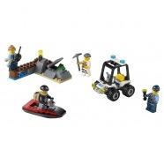 LEGO: Набор для начинающих: Остров-тюрьма Бишкек и Ош купить в магазине игрушек LEMUR.KG доставка по всему Кыргызстану