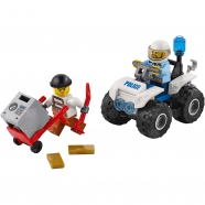LEGO: Полицейский квадроцикл Бишкек и Ош купить в магазине игрушек LEMUR.KG доставка по всему Кыргызстану