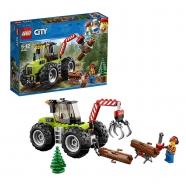 Игрушка Город Лесной трактор Бишкек и Ош купить в магазине игрушек LEMUR.KG доставка по всему Кыргызстану