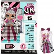 Кукла L.O.L. Surprise! Мини Модницы - JK Diva Бишкек и Ош купить в магазине игрушек LEMUR.KG доставка по всему Кыргызстану