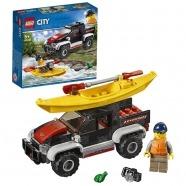 LEGO: Сплав на байдарке Бишкек и Ош купить в магазине игрушек LEMUR.KG доставка по всему Кыргызстану
