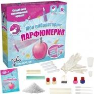 Набор опытов 'Моя лаборатория: парфюмерия' Бишкек и Ош купить в магазине игрушек LEMUR.KG доставка по всему Кыргызстану