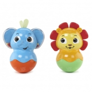 Неваляшка-погремушка Swayin' Buddies Little Tikes (в ассорт.) Бишкек и Ош купить в магазине игрушек LEMUR.KG доставка по всему Кыргызстану