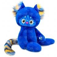 Мягкая игрушка Лори Колори - Тоши (синий) 25 см Бишкек и Ош купить в магазине игрушек LEMUR.KG доставка по всему Кыргызстану