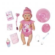 Baby Born Кукла Интерактивная игрушка 43 см Бишкек и Ош купить в магазине игрушек LEMUR.KG доставка по всему Кыргызстану