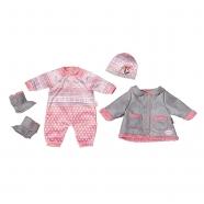 Игрушка Baby Annabell Одежда для прохладной погоды, кор. Бишкек и Ош купить в магазине игрушек LEMUR.KG доставка по всему Кыргызстану