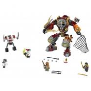 LEGO: Робот-спасатель Бишкек и Ош купить в магазине игрушек LEMUR.KG доставка по всему Кыргызстану