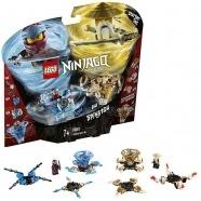 LEGO: Ния и Ву мастера Кружитцу Бишкек и Ош купить в магазине игрушек LEMUR.KG доставка по всему Кыргызстану