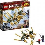 LEGO: Золотой Дракон Бишкек и Ош купить в магазине игрушек LEMUR.KG доставка по всему Кыргызстану