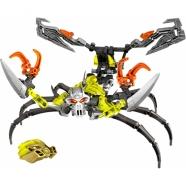 LEGO: Череп-Скорпион Бишкек и Ош купить в магазине игрушек LEMUR.KG доставка по всему Кыргызстану