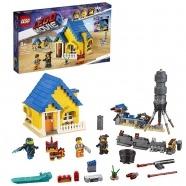 LEGO: Movie 2 - Дом мечты: Спасательная ракета Эммета! Бишкек и Ош купить в магазине игрушек LEMUR.KG доставка по всему Кыргызстану