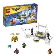 LEGO: Вечеринка Лиги Справедливости Бишкек и Ош купить в магазине игрушек LEMUR.KG доставка по всему Кыргызстану
