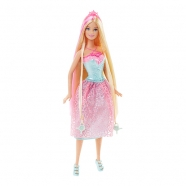 Барби Принцесса с длинными светлыми волосами Бишкек и Ош купить в магазине игрушек LEMUR.KG доставка по всему Кыргызстану
