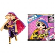 Кукла L.O.L. Surprise! OMG Movie Magic Ms. Direct Бишкек и Ош купить в магазине игрушек LEMUR.KG доставка по всему Кыргызстану